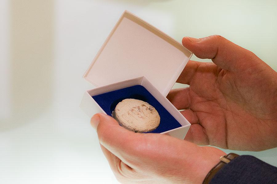 medaglia refrattaria cremazione